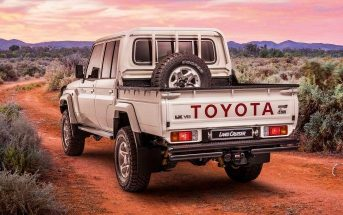 2020 toyota land cruiser 79 namib