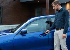بي إم دبليو … أول صانع سيارات يحصل على ميزة Apple CarKey